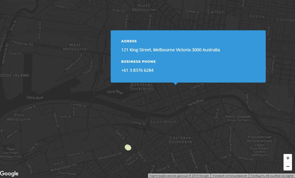 Google Map API Key Creation – native support
